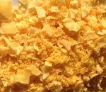 Pyramidenflocken Zitrone